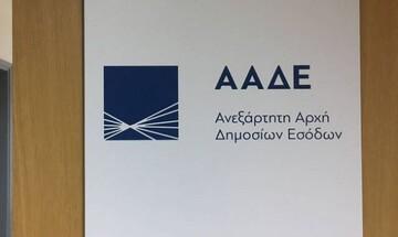 ΑΑΔΕ: Μετατέθηκε για τις 29 Ιουνίου η ψηφιακή υποχρεωτική υποβολή δήλωσης μεταβίβασης ακινήτων