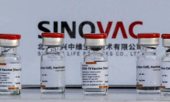 ΠΟΥ: Εγκρίθηκε για επείγουσα χρήση το κινεζικό εμβόλιο Sinovac