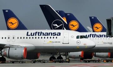 Lufthansa: Αύξηση των κρατήσεων για Ελλάδα και Ισπανία