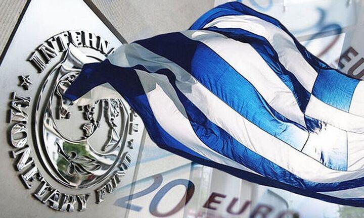 ΔΝΤ: Αναμένει ανάπτυξη της ελληνικής οικονομίας 3,3% για το 2021 και 5,4% για το 2022