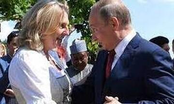 Η πρώην ΥΠΕΞ της Αυστρίας στο ΔΣ της ρωσικής πετρελαϊκής Rosneft