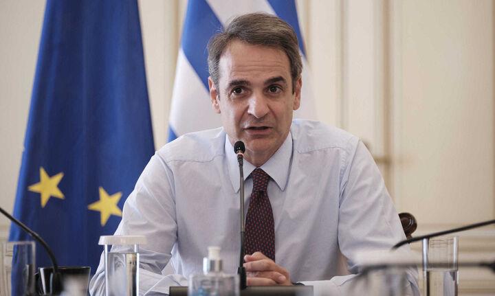 Μητσοτάκης: Η Ελλάδα υποδέχεται το καλοκαίρι θωρακισμένη με την ασπίδα του εμβολιασμού