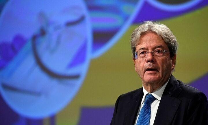 Τζεντιλόνι: Το σχέδιο της Ελλάδας από τα πρώτα που θα αξιολογηθούν από την Κομισιόν