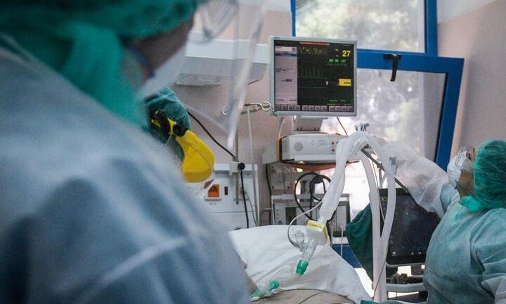 Κορωνοϊός: 1.239 νέα κρούσματα, 476 διασωληνωμένοι και 39 θάνατοι
