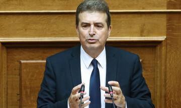 Χρυσοχοΐδης: 117 κακοποιοί αποφυλακίστηκαν με το νόμο Παρασκευόπουλου και ξαναγύρισαν στο έγκλημα
