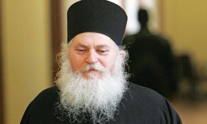 Διασωληνώθηκε ο ηγούμενος της Μονής Βατοπεδίου Εφραίμ που είχε βρεθεί θετικός στονκορωνοϊό