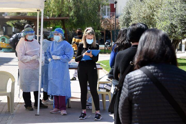 Παγώνη: Θα πάμε σε 4ο κύμα και νέα καραντίνα αν δεν εμβολιαστούν οι ηλικίες άνω των 60