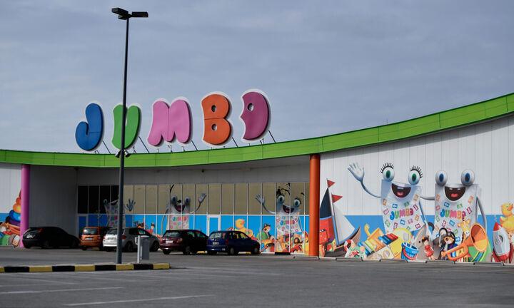 Αυξημένες κατά 17% οι πωλήσεις του Ομίλου Jumbo στο πεντάμηνο