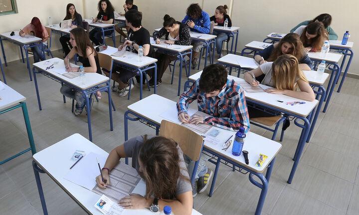 Πανελλήνιες: Το πρόγραμμα των εξετάσεων σε Γενικά και Επαγγελματικά Λύκεια