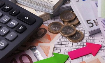 Ληξιπρόθεσμες οφειλές 109,085 δισ. ευρώ τον Απρίλιο