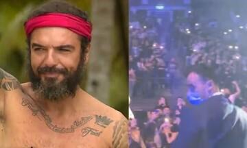 Survivor: Δείτε πόσο «εκτοξεύθηκε» η αμοιβή του Τριαντάφυλλου για μια συναυλία