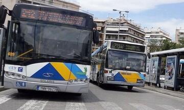 24ωρη απεργία: Mόνο λεωφορεία θα κινούνται την Πέμπτη 9 το πρωί με 9 το βραδυ
