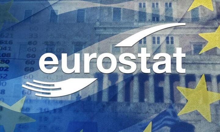 Eurostat: Αύξηση 4,4% στο ΑΕΠ της Ελλάδας το πρώτο τρίμηνο