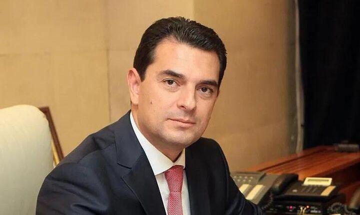 Κ.Σκρέκας: Έως το τέλος Οκτωβρίου θα είναι έτοιμο το θεσμικό πλαίσιο για την αποθήκευση