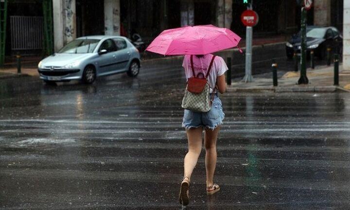 Τρίτη ημέρα αστάθειας του καιρού: Καταιγίδες και στην Αττική