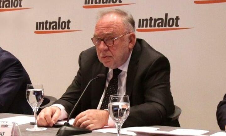 Intralot: Αύξηση εσόδων 9,3% το πρώτο τρίμηνο