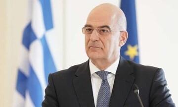 Νίκος Δένδιας: Η Ελλάδα μεγαλώνει με συμφωνίες σύννομες στο Διεθνές Δίκαιο