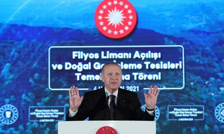 Παίζει με τη «φωτιά» ο Ερντογάν: Δεν θα υποχωρήσω στον Μπάιντεν (video)