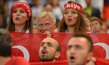 Euro 2020: Έντονες ανησυχίες για διπλωματικό επεισόδιο στο ματς Ιταλία - Τουρκία