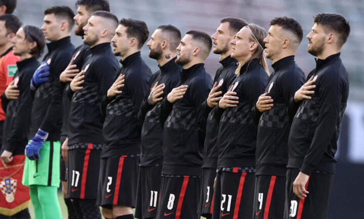 Euro 2020 - Κροατία: Σεβόμαστε τις αντιρατσιστικές εκδηλώσεις αλλά δεν θα γονατίσουμε στο Γουέμπλεϊ
