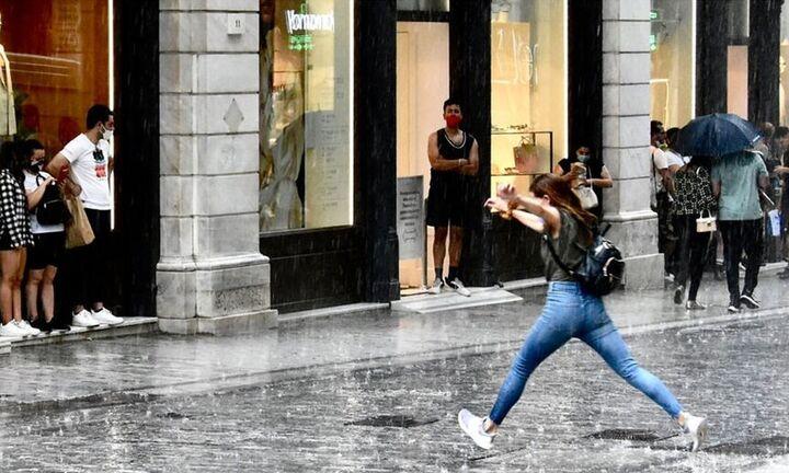 Meteo: Χειμωνιάτικο το σκηνικό του καιρού και το Σάββατο - Που θα σημειωθούν έντονα φαινόμενα