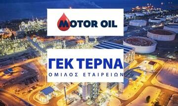 Συνεργασία ΜΟΤΟΡ ΟΙΛ – ΓΕΚ ΤΕΡΝΑ σε κοινή ενεργειακή επένδυση 375 εκατ. ευρώ στην Κομοτηνή