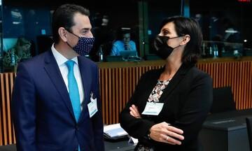 Συμμετοχή του Κ. Σκρέκα στη Σύνοδο του Συμβουλίου Υπουργών Περιβάλλοντος της Ευρωπαϊκής Ένωσης