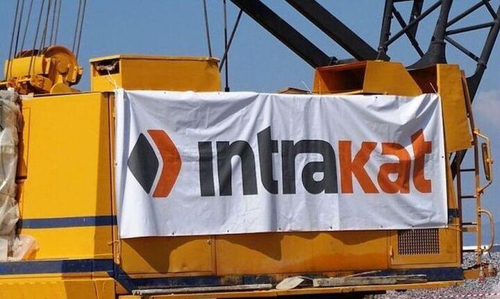Intrakat: Εγκρίθηκε το σχέδιο απορρόφησης της Γαία Άνεμος