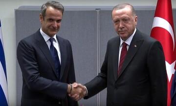 Χαμηλές προσδοκίες στη συνάντηση Μητσοτάκη – Ερντογάν