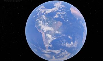 Η Γη μας όπως δεν την έχετε ξαναδεί