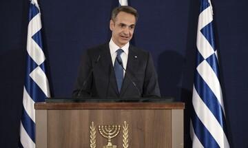 Κυριάκος Μητσοτάκης: Έστειλε συγχαρητήρια στον νέο πρωθυπουργό του Ισραήλ, Ναφτάλι Μπένετ