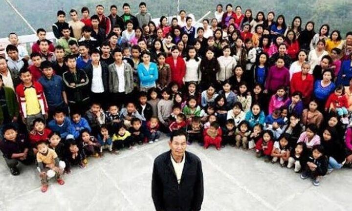 Έφυγε από τη ζωή ο μεγαλύτερος... οικογενειάρχης του κόσμου - Είχε 39 γυναίκες και 94 παιδιά!
