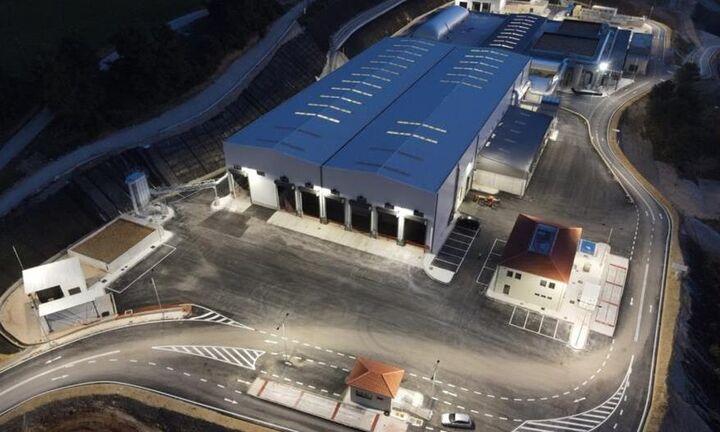 Αβαξ: Ολοκληρώθηκε η κατασκευή της Μονάδας Επεξεργασίας Απορριμμάτων στην Ηλεία