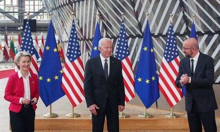 ΗΠΑ - ΕΕ: Συμφώνησαν σε... ανακωχή για την 17ετή εμπορική διαμάχη των Boeing - Airbus