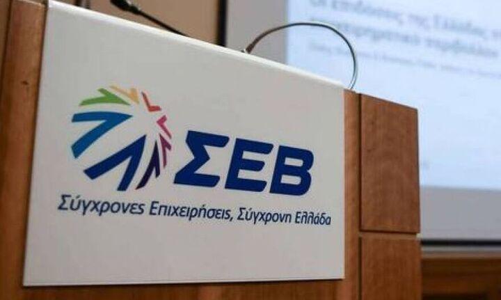 ΣΕΒ: Στις 29 Ιουνίου, η εξ' αποστάσεως ετήσια γενική συνέλευση - Ποιοι θα μιλήσουν