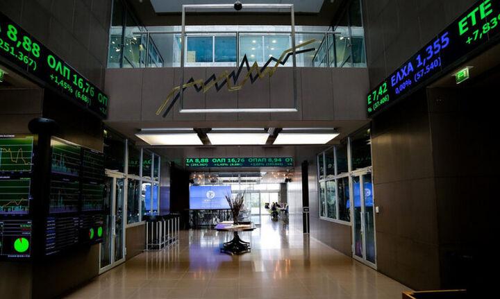 Χρηματιστήριο: Δεύτερη ημέρα πτώσης - Στις 911 μονάδες διαμορφώθηκε ο Γενικός Δείκτης
