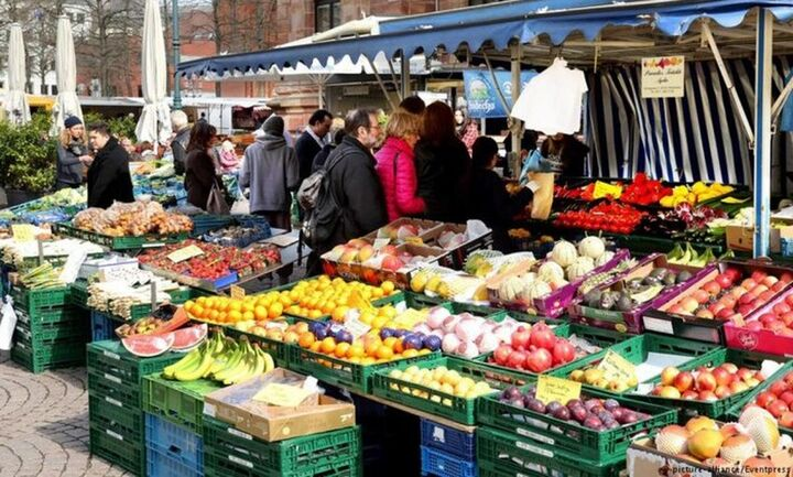 Μελέτη για τις πρότυπες λαϊκές αγορές