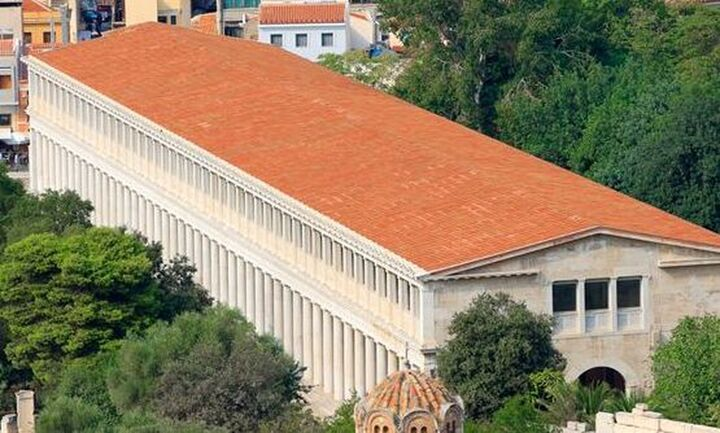 Αθήνα: Κλειστά στις 17 Ιουνίου ο αρχαιολογικός χώρος και το Μουσείο Αρχαίας Αγοράς