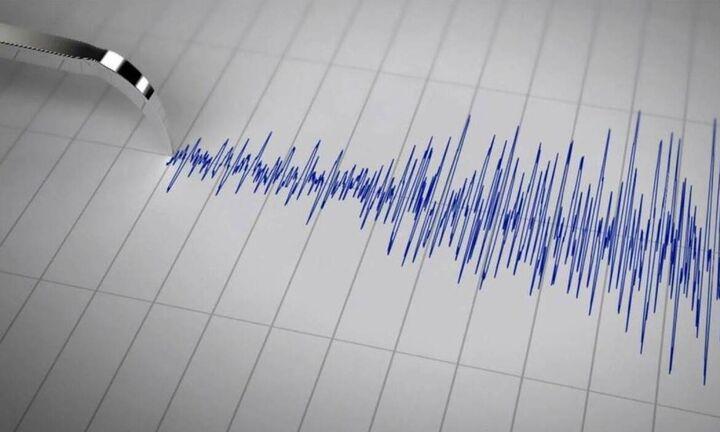 Σεισμός 4,1 Ρίχτερ στην Κρήτη με επίκεντρο στον θαλάσσιο χώρο του Ηρακλείου