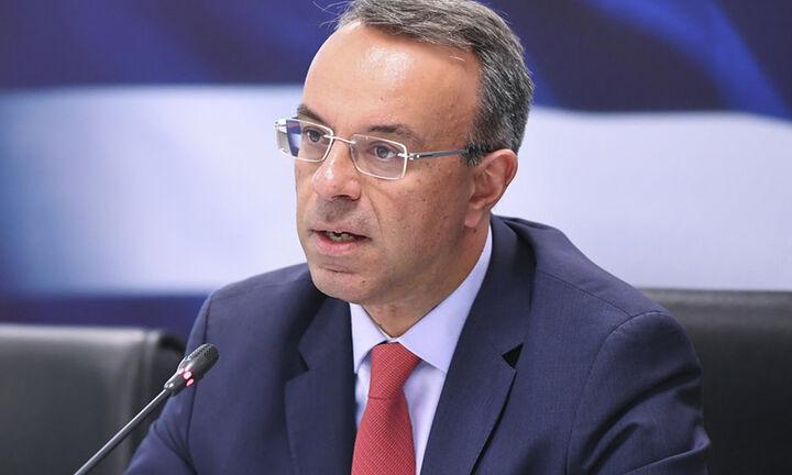 Χρ. Σταϊκούρας: Είμαι ευτυχής που η ΕΕ ενέκρινε το σχέδιο «Ελλάδα 2.0»