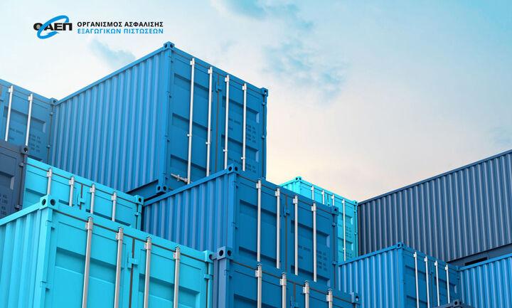ΟΑΕΠ: Εξαγωγές 8,7 δισ. ευρώ, την επόμενη 5ετία