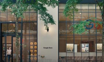 Άνοιξε το πρώτο κατάστημα της Google