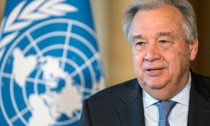 Δεύτερη θητεία για τον Αντόνιο Γκουτέρες στο τιμόνι του ΟΗΕ