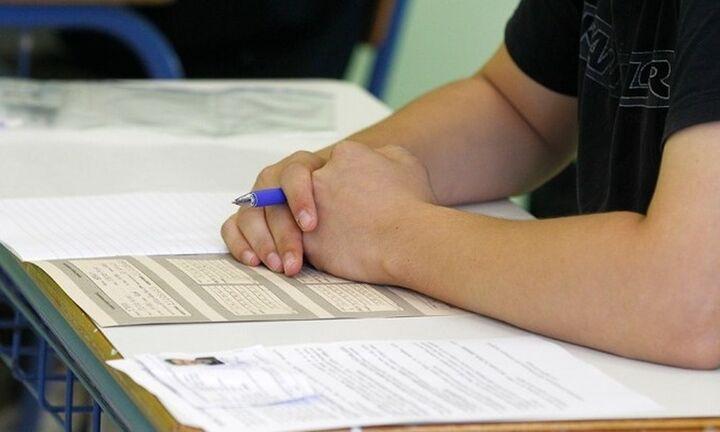 Πανελλαδικές: Σήμερα εξετάζονται οι μαθητές των ΕΠΑΛ