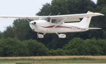 Συντριβή αεροσκάφους στην Ηλεία: Ανασύρθηκαν νεκροί ο πιλότος και ο συνεπιβάτης του σκάφους (vid)