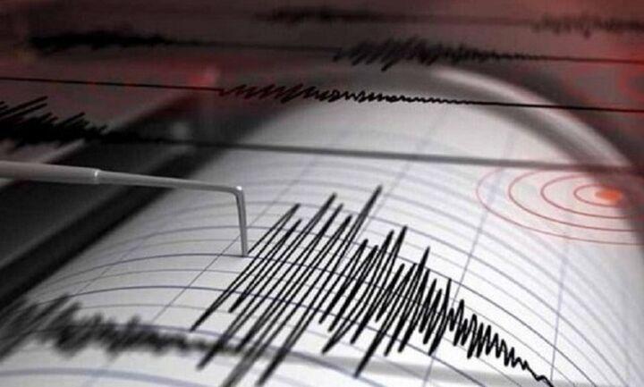 Σεισμική δόνηση 5,7 βαθμών 24 χλμ νότια-νοτιοδυτικά της Νισύρου