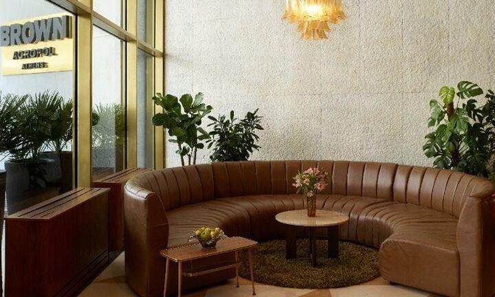 Η Brown Hotels εγκαινιάζει 3 ξενοδοχεία στην Αθήνα