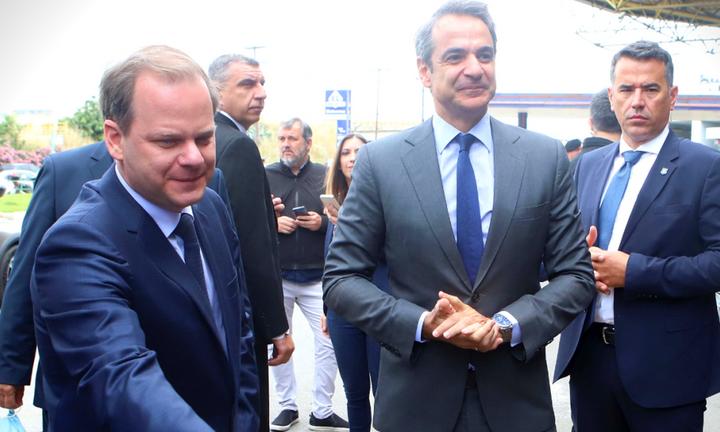 Υπογράφεται η σύμβαση για τη Γραμμή 4 του Μετρό της Αθήνας ( Live)  - Θα περιλαμβάνει 15 σταθμούς
