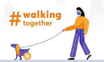 Συνεργασία Ευρωπαϊκής Πίστης - Plus2feet για τη δωρεά αναπηρικών αμαξιδίων για ζώα