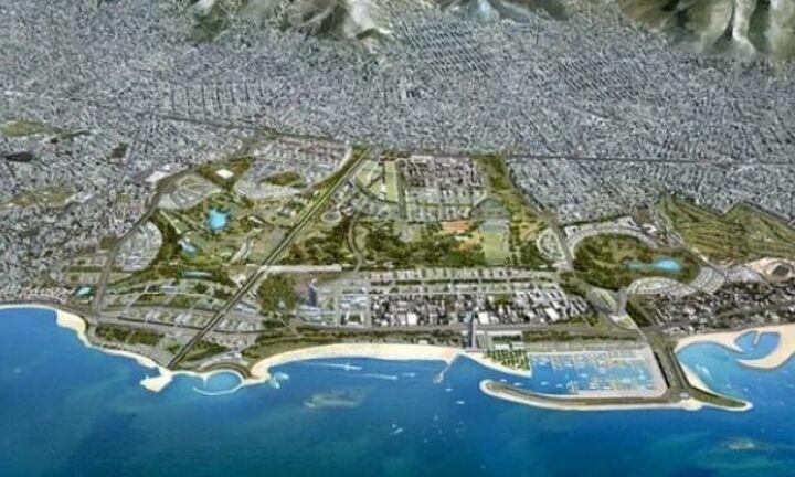 Lamda Development για Ελληνικό: Πάνω από 1400 κατοικίες την πρώτη 5ετία